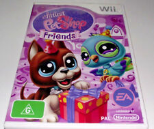 Littlest Pet Shop Friends Nintendo Wii PAL *Complete* Wii U Compatible