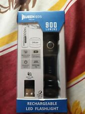 WUBEN E05 900LM LED Tactical USB Rechargeable Torch/Flashlight/Battery UK STOCK