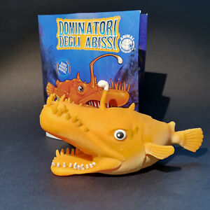 Wolftrap Anglerfish / Ghost fish soft jiggler by Sbabam Rulers of the Abyss