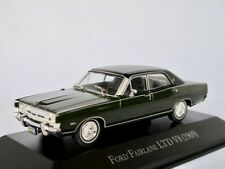 1969 Ford Fairlane LTD V8  dunkelgrün metallic    /    IXO/Altaya   1:43
