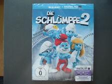 Die Schlümpfe 2, Neu OVP, Blu-Ray Disc, 2013