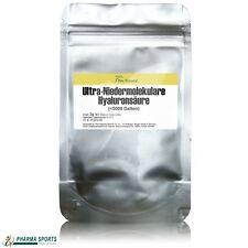 Ultra-Niedermolekulare Hyaluronsäure 2g Pulver zur Creme Gel Faltenbehandlung