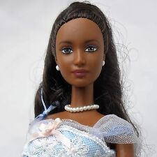 Happy Birthday Wishes African American Barbie Doll 2000