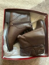 7294c742120 Hush Puppies Leather Mid-Calf Boots for Women for sale   eBay