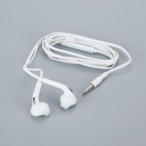 3.5mm Wired Headphones Music Sports Gaming Headset With Mic Bass Earbuds
