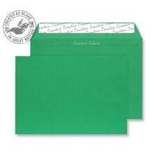 Blake Creative Colour C5 Wallet Peel&seal 120gsm Avocado Green Ref 308 Pack 500