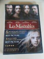 Les Miserables Academy Award Best Picture Movie DVD