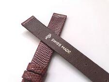 patek philippe light brown lizard watch strap  🇨🇭