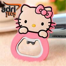 Ouvre-Bouteille Aimant Hello Kitty Silicone Bonbonnière Baptême Anniversaire