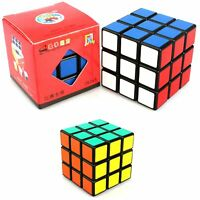 Shengshou Wind / 3 layers Magic Cube  Puzzle - Black