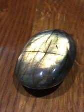 Labradorite Palmstone Spiritual Crystal Healing Energy