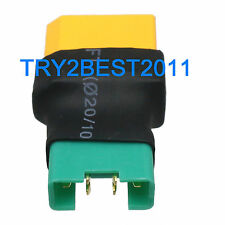 No Wire MPX Multiplex Male to XT90 Female Connector Converter Adaptor
