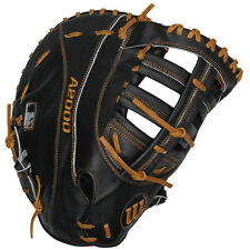 "Wilson A2000 LHT 12.25"" Baseball First Base Mitt Single Post Web WTA2800BB1613"