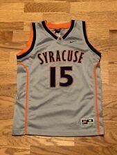 THROWBACK Nike Team NCAA Carmelo Anthony Syracuse Orange Classic Kids Medium
