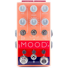 Chase Bliss MOOD Granular Micro-Looper / Delay Guitar Effects Pedal