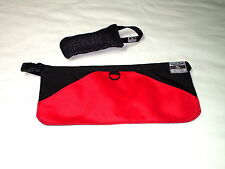 !!DOG TRAINING HANDLER TUG POUCH POLICE K9 SCHUTZHUND YOU PICK THE COLORS LOOK