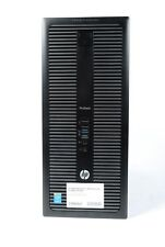 HP ProDesk 600 G1 Desktop Intel Core i3 3.70GHz 500GB HDD 8GB RAM Win10 - 24353