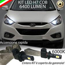 KIT LAMPADE ABBAGLIANTI LED HYUNDAI IX35 PRE-RESTYLING LED H7 6000K NO ERROR