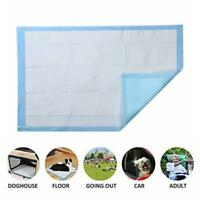 60x90cm Large Puppy Training Pads Toilet Pee Wee Mats 2019 Pet Vers Dog Cat V6P6