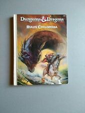 D&D RULES CYCLOPEDIA  TSR 1071  Dungeons & Dragons