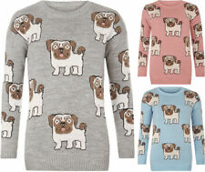 Animal Print Machine Washable Regular Jumpers & Cardigans for Women