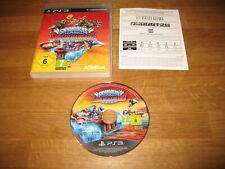 PS3 game - Skylanders Superchargers (complete PAL) needs portal