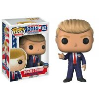 Funko pop donald trump eeuu figure television tv serie movies