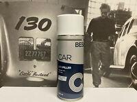 Peinture carrosserie: Bombe Aérosol Apprêt garnissant 1K quasi blanc RAL7035