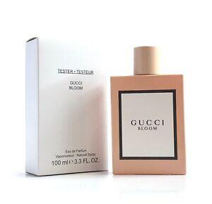 Gucci Bloom By Gucci 3.3 oz / 100 ml Eau De Parfum Women (White Box)
