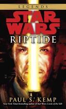 Riptide (Star Wars), Kemp, Paul S., Good Condition, Book