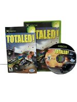Totaled (Microsoft Xbox, 2002) Complete