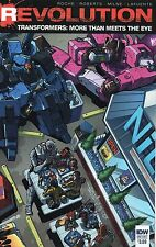 Transformers More Then Meets The Eye Revolution #1 (NM) `16 (Cover A)