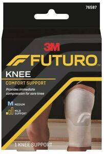 3M Futuro Comfort Lift Knee Support Size Medium 76587 M Injury Brace All Day