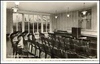 LOCCUM Rehburg um 1950 Evangelische Akademie Hörsaal Foto-AK Gewecke Stadthagen
