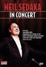 NEW Neil Sedaka in Concert (DVD)
