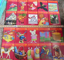 Decodable Book Collection 20 Books Paperback 2nd Grade Level 2 Houghton Mifflin