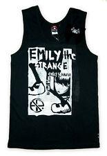 Emily THE STRANGE (strano gioventù) Canotta con nuova licenza SPEDIZIONE GRATUITA emo goth
