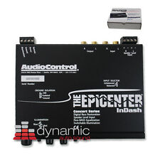 AudioControl THE EPICENTER InDash LCD Sub EQ Digital Bass Restoration Processor