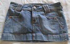 Women Papaya Casual  Jeans Skirt  Size M