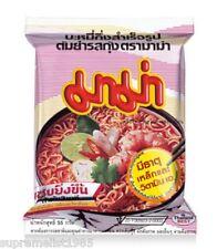 MAMA Instant Noodles Shrimp Tom Yum Flavor (55g x 10pcs)