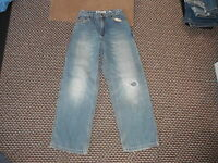 "Gap Carpenter Jeans Waist 28"" Leg 29""  Faded Medium Blue Kids Jeans"