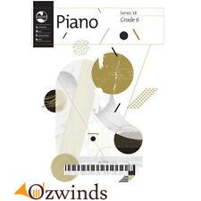 AMEB Piano Series 18 Grade Six 2018 - The Latest Edition Grade 6