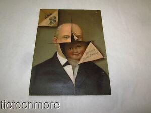 VICTORIAN TRADE CARD BURDOCK BLOOD BITTERS PALMER & JOHNSON 1890s MEDICINE