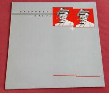 STEPHANE GRAPPELLI  / MARTIAL SOLAL LP FR ORIG HAPPY REUNION