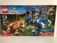 LEGO 75918 - Jurassic World - T. Rex Tracker - Building Kit - NEW !!