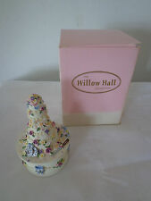 Willow Hall Trinket Ring Box Wedding Cake 7913 New In Box