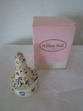 Willow Hall Trinket Ring Box Wedding Cake 7913 New In Box