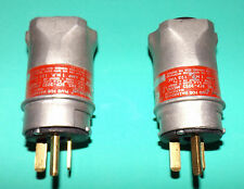 Lot of 2 Appleton Ecp2023 Plugs - Hazardous Locations - Clean Condition Ecp-2023