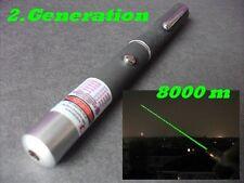 1 Mw Elite Laserpointer grün green Neu  inklusive 2 x AAA Batterien TOP