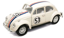 Lucky Diecast 24202H VW Beetle 1967 Herbie No 53 Car 1:24 Scale